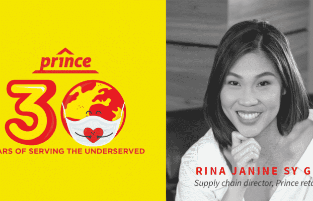 "Remaining true to its mission of ""Serving the Underserved"" during supply chain disruptions at Prince Retail"